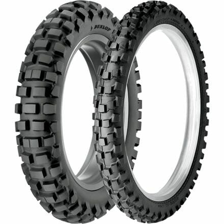 Dunlop D606 Tire Review