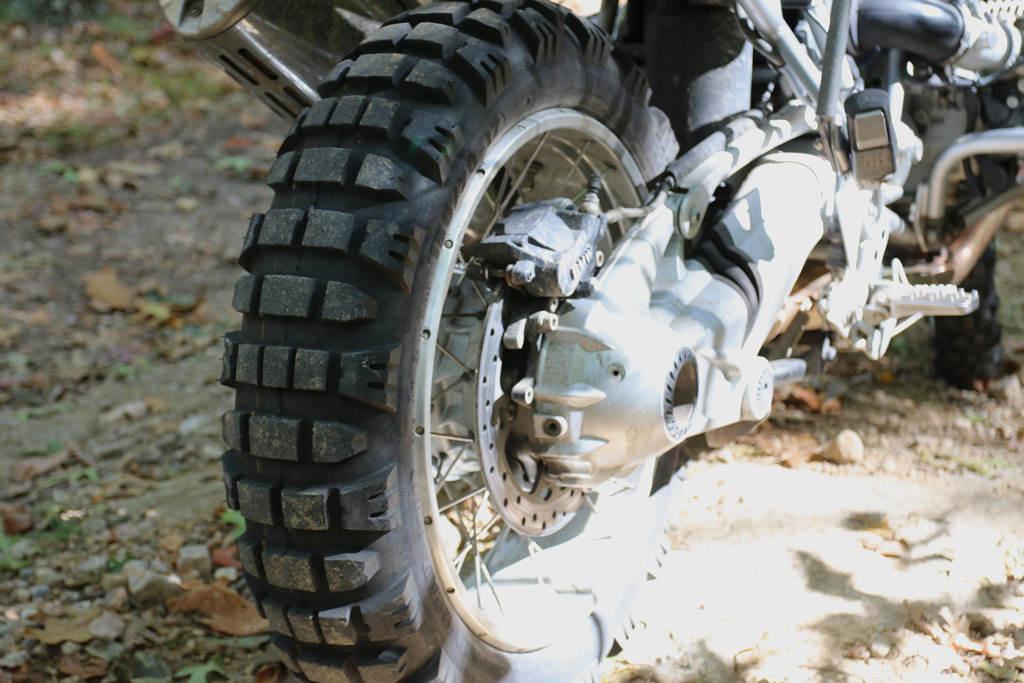 Mitas Tire Review E09