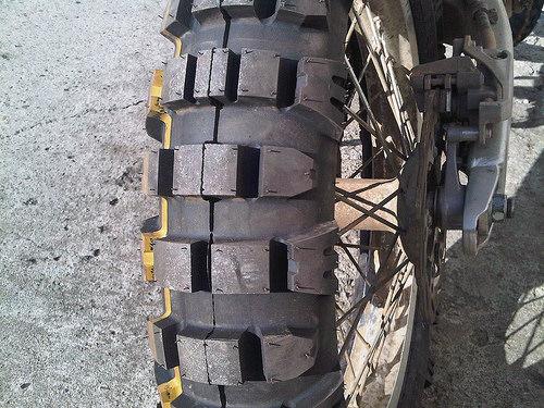 Mitas e09 tire brand new