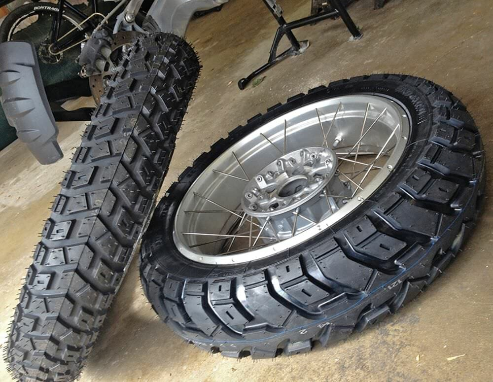 k60 scout tire review