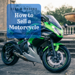 How To Sell A Motorcycle On Ebay