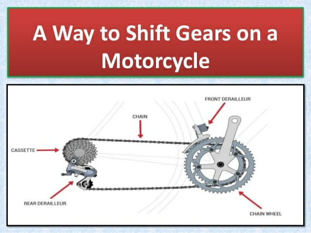 how to shift a motorcycle