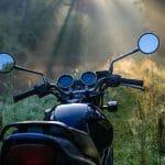 motorbie adventure in nature